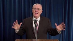 Igreja de Deus Unida: Um discípulo deve seguir seu Mestre em tudo