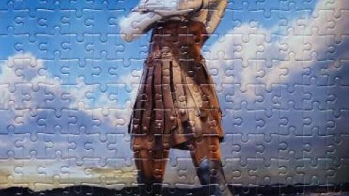 Em um sonho intrigante Nabucodonosor viu uma imagem que representava quatro . .