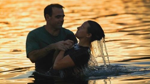 Batismo na água