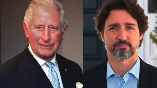 """Os proponentes de uma """"Grande Restauração"""" incluem o príncipe Charles da Grã-Bretanha e o primeiro-ministro canadense Justin Trudeau."""