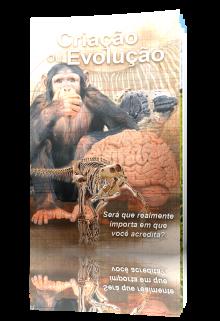 Criação ou Evolução - Será Que Realmente Importa em Que Você Acredita?