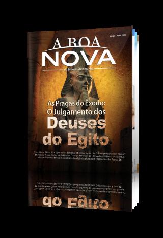 A Boa Nova - Marco/Abril 2019