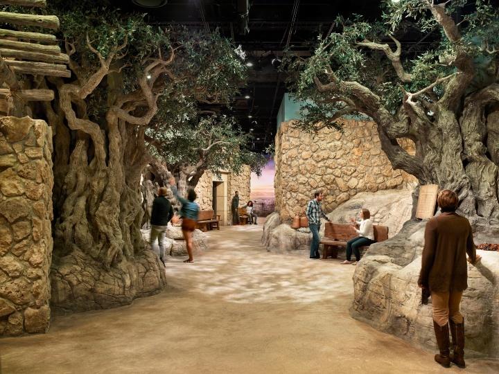 O Museu da Bíblia